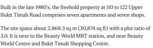Bukit Timah En Bloc Goh and Goh Building 2