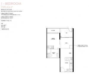 Daintree Residence Type A1c