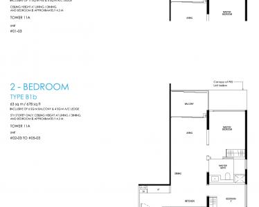Daintree Residence Type B1b