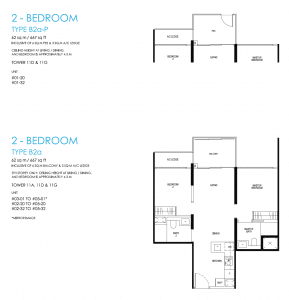 Daintree Residence Type B2a