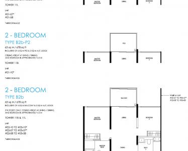 Daintree Residence Type B2b