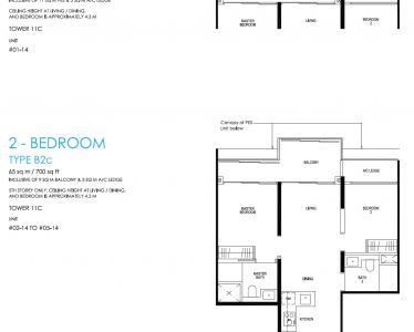 Daintree Residence Type B2c