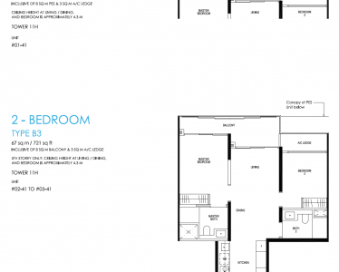 Daintree Residence Type B3