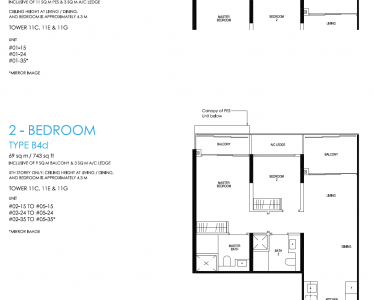 Daintree Residence Type B4d