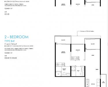 Daintree Residence Type B4f