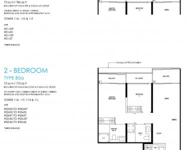 Daintree Residence Type B5a