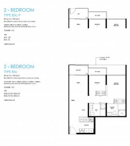 Daintree Residence Type B5c