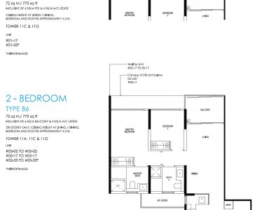 Daintree Residence Type B6