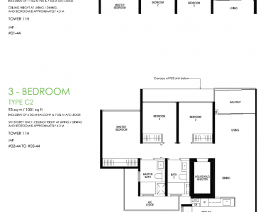 Daintree Residence Type C2