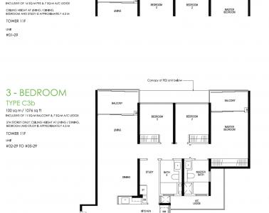 Daintree Residence Type C3b