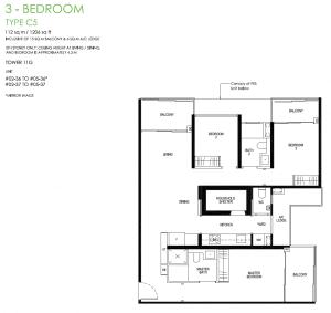 Daintree Residence Type C5