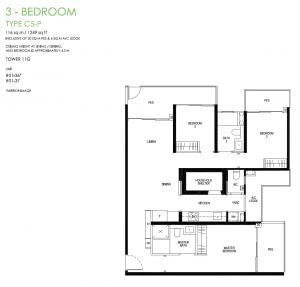 Daintree Residence Type C5-p
