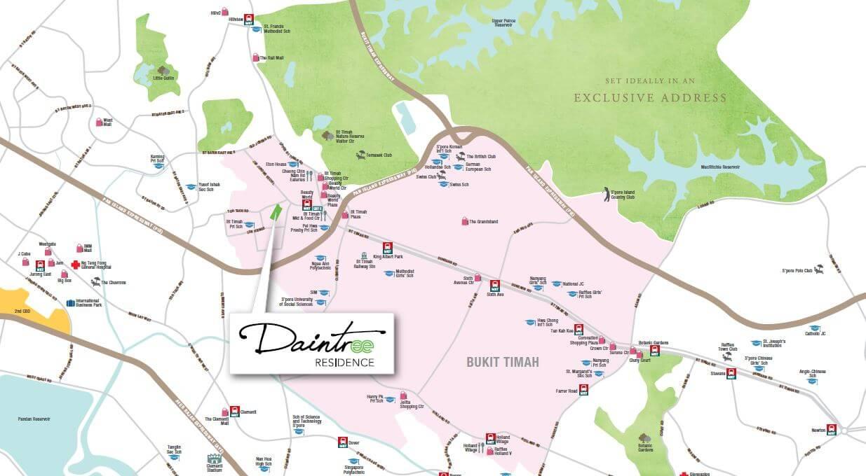 daintree location