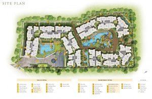 daintree site plan