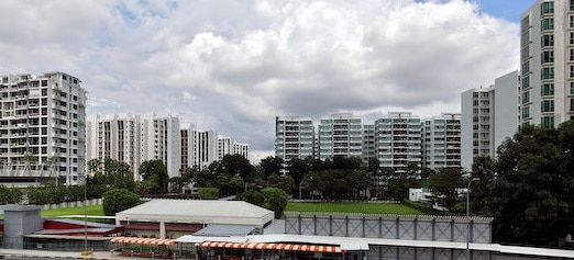 Chinese developer MCC Land submitted the top bid of $248.99 million for the GLS mixed-use site beside Tanah Merah MRT Station.